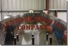 Sandude Brewery Taps