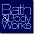 Bath and Body Works Solid Blue Logo